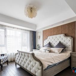 卧室软包硬包背景墙