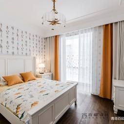 小美式卧室