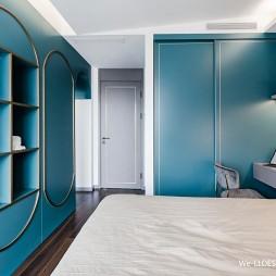 卧室储物柜图片
