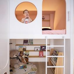 双层儿童房设计