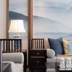 中式客厅台灯