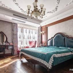 经典美式卧室设计图
