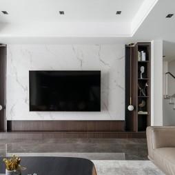 小电视墙装修设计