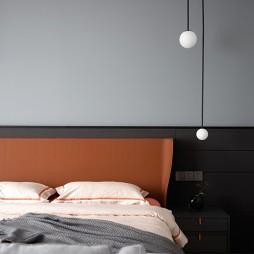 灰色卧室装修图片