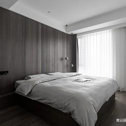 卧室木质设计