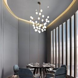 翠园餐厅厢房设计图