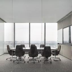 思域-行者办公区办公室设计