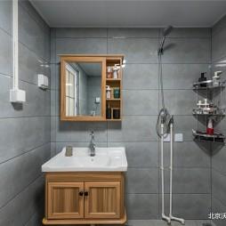 卫生间柜装修效果图