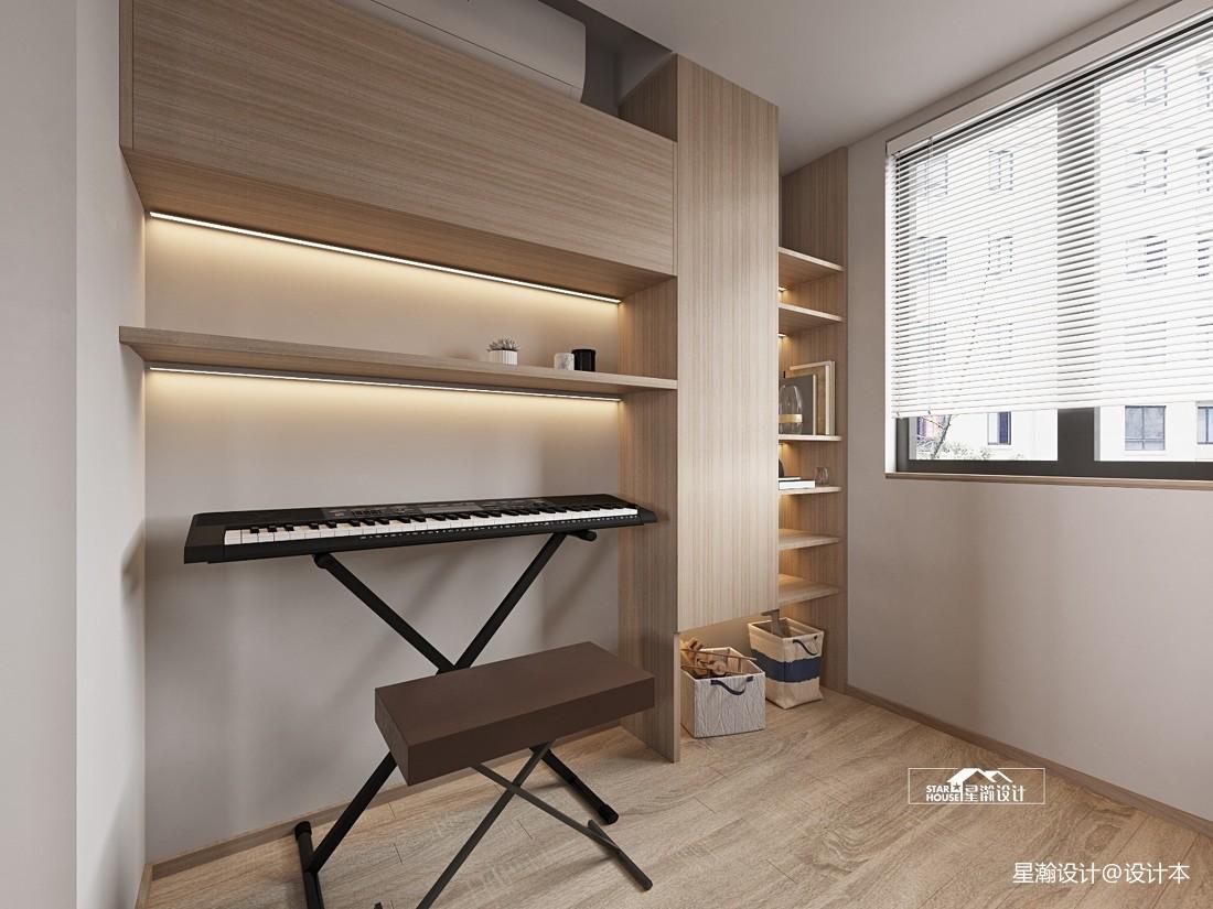 日式休闲室设计图