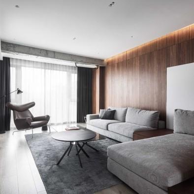 简单客厅装修图