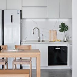 一室一厅开放式厨房