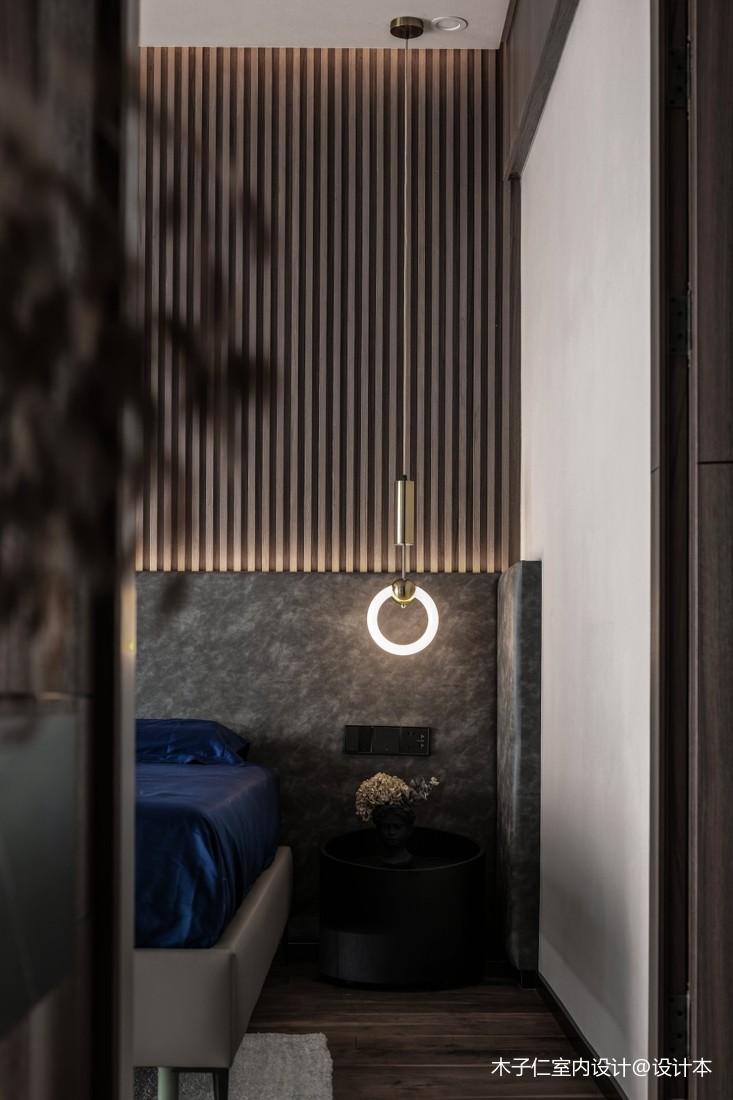 卧室床头吊灯图片