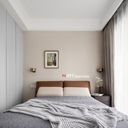 粉色卧室图片