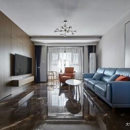 欧式轻奢客厅图片