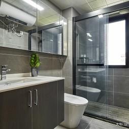 卫生间镜子柜图片