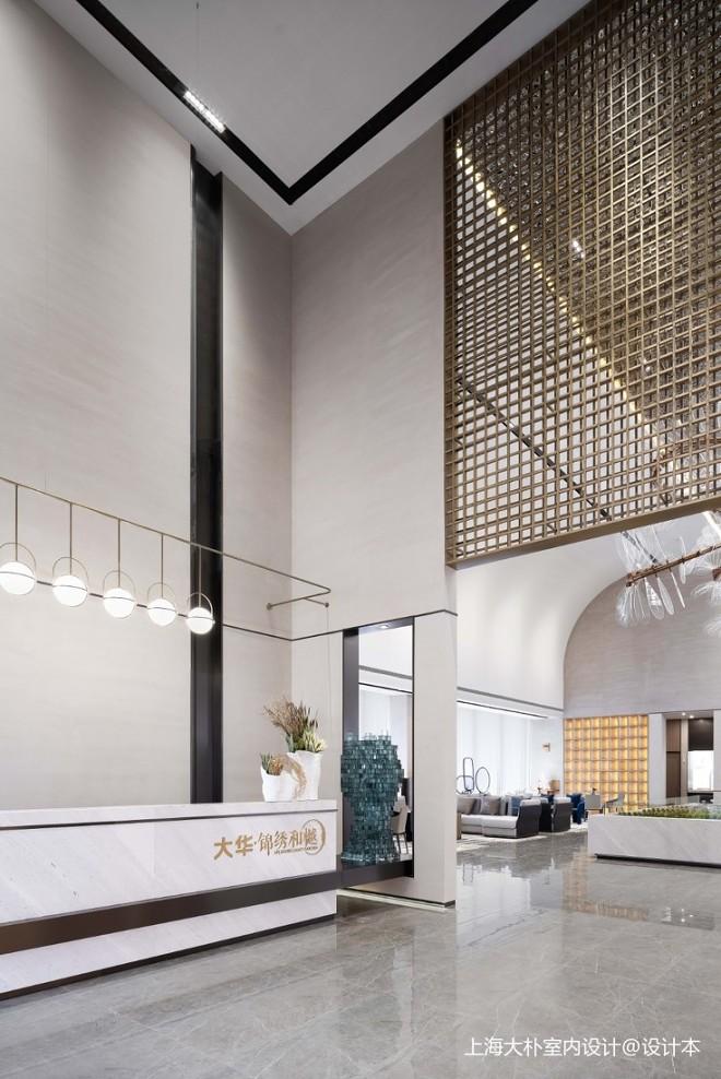 鲲鹏垂云——用艺术馆格调营造一个售楼