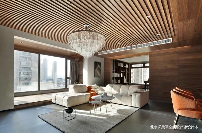 「静谧暖阳」240平方米港式风格住宅