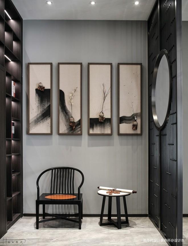 画年代设计   沏茶品红楼,煮酒探西