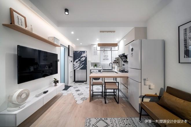 50平二居室—人间值得_432213