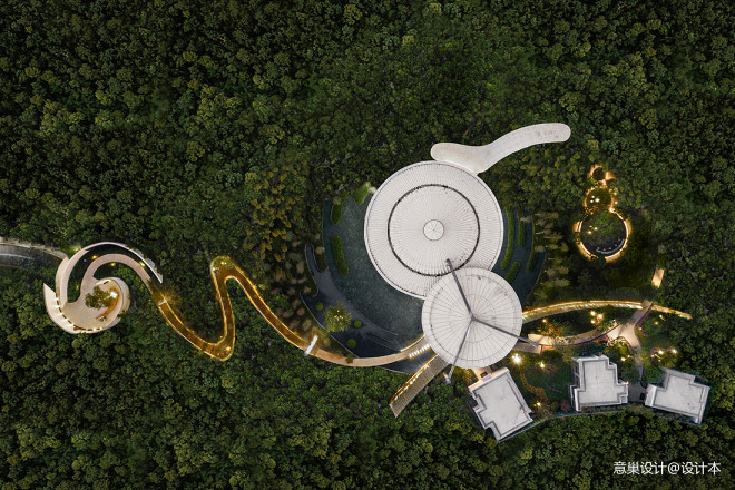 星樾山畔生活美学馆:自然生长,破茧化