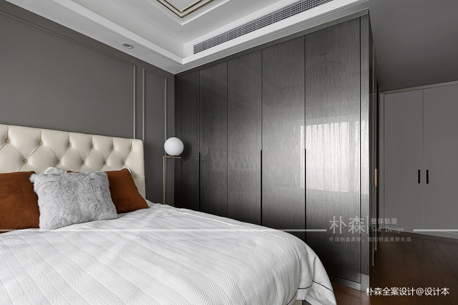 139m²精装房怎么诠释私人高定家具