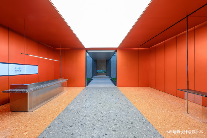 木君建筑设计 | 地铁万科·彩虹天空