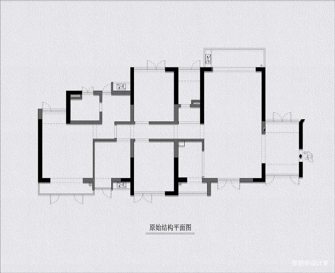 137平现代台式,打造「中国式亲子宅
