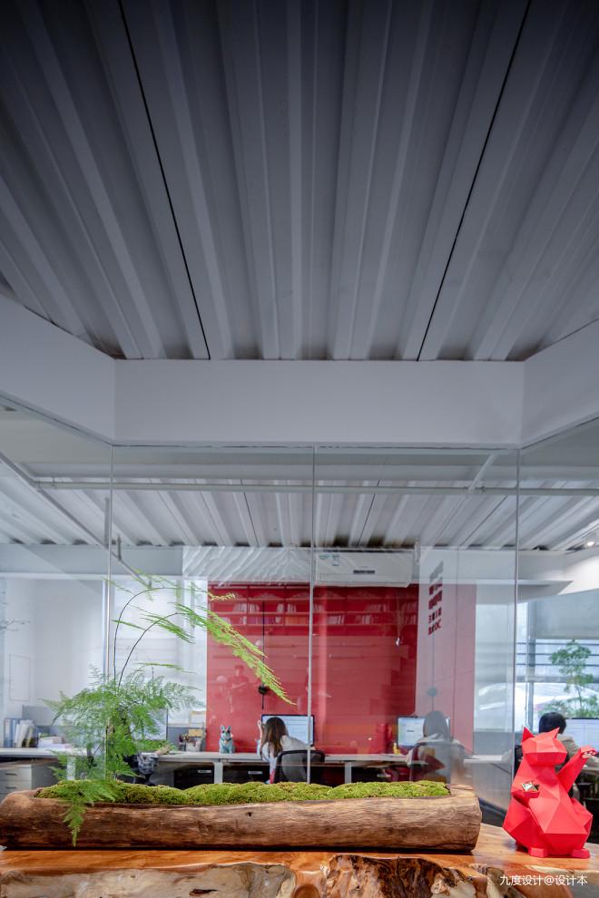 深圳九度设计办公室:为舒适办公而升级