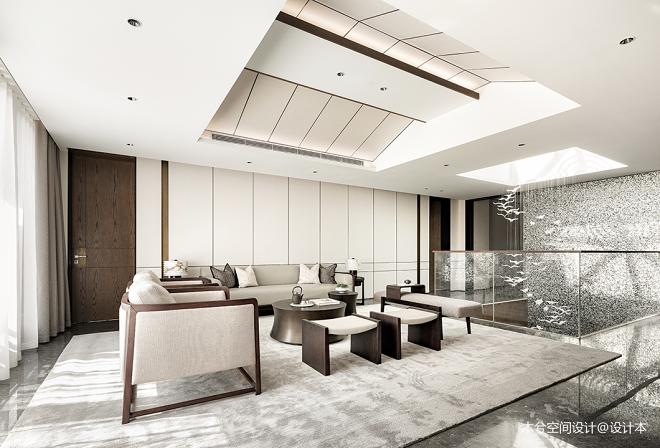 275㎡东方雅居,以细节品质缔造空间