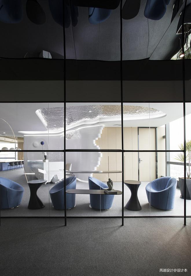 极简+留白,打造轻盈通透的活力空间!