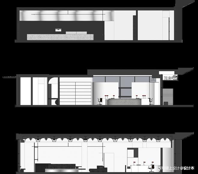 味匠餐厅:简构空间,融合高于生活的艺