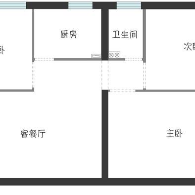 这套全屋吊顶的明亮婚房,实用与颜值并存_1624773405_4473845