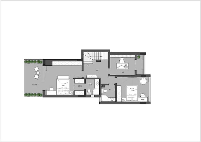 初晨设计|房屋是家的画布_16264