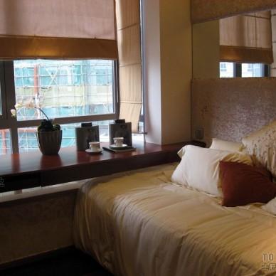 中式现代卧室481