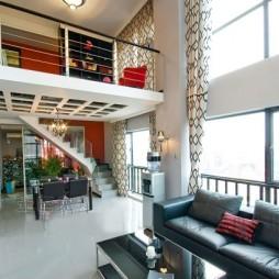 现代风格客厅2464