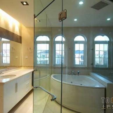 现代风格卫生间装修效果图大全2012图片