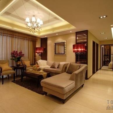 欧式现代客厅2935