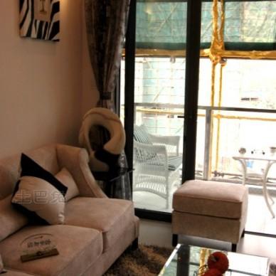 现代风格客厅2101
