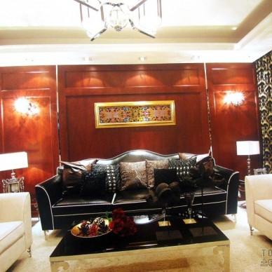 东南亚风格客厅17067
