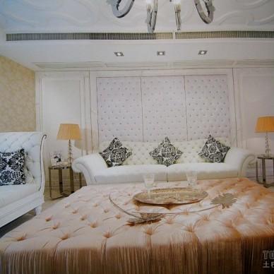 欧式现代客厅17074