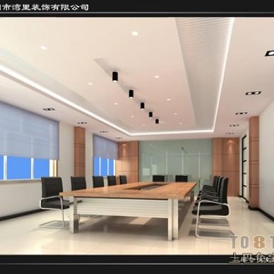 二层会议室二输出