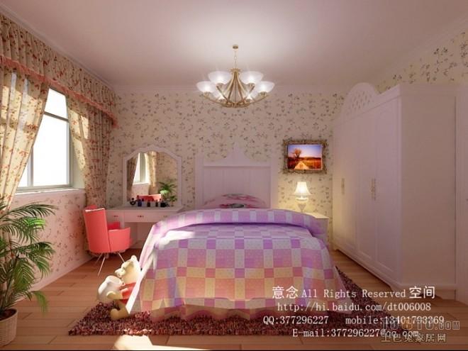 南京套房卧室