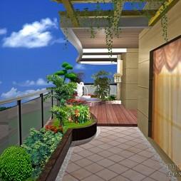水岸名邸阳台1