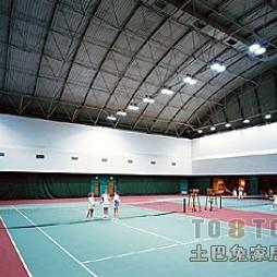 运动场所硅pu球场设计效果图