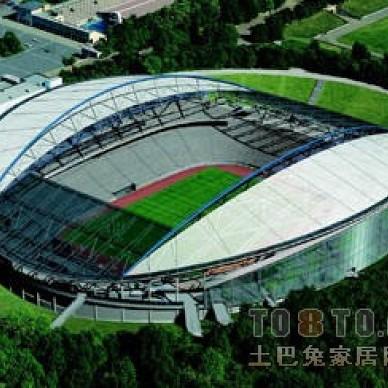 最新足球场地装修设计欣赏