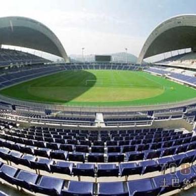2017足球场地装修设计