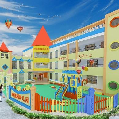 幼儿园塑胶地垫装修效果图