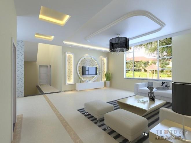 欧式现代客厅213529