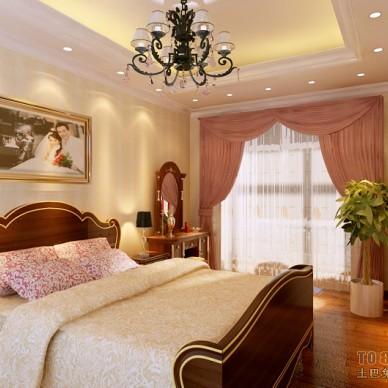 御宇国际户型一--卧室