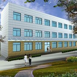 铜川市开发投资公司办公楼01